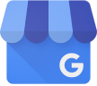Google My Business Rating Badge